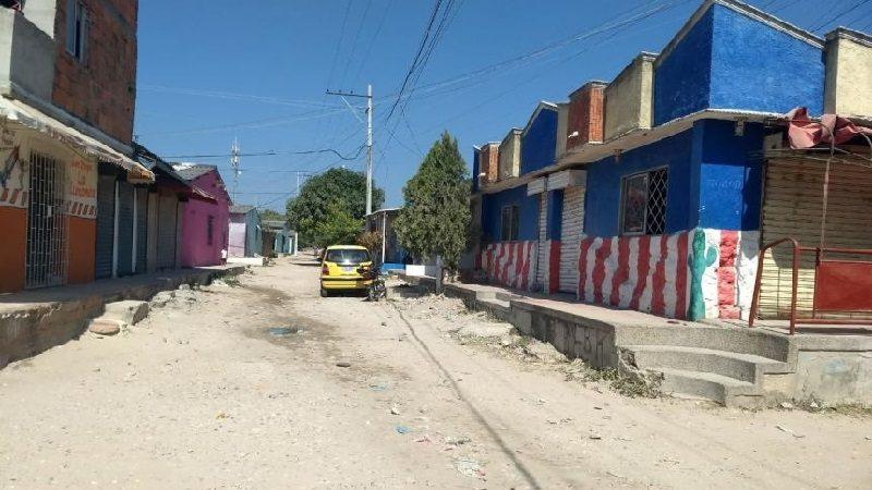 Sicarios en moto asesinan a hombre que tenia orden de captura, en Soledad