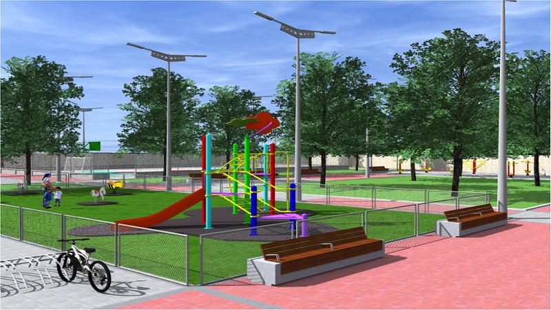 Socializan construcción 'Plaza parque' para el corregimiento de Caracolí, en Malambo