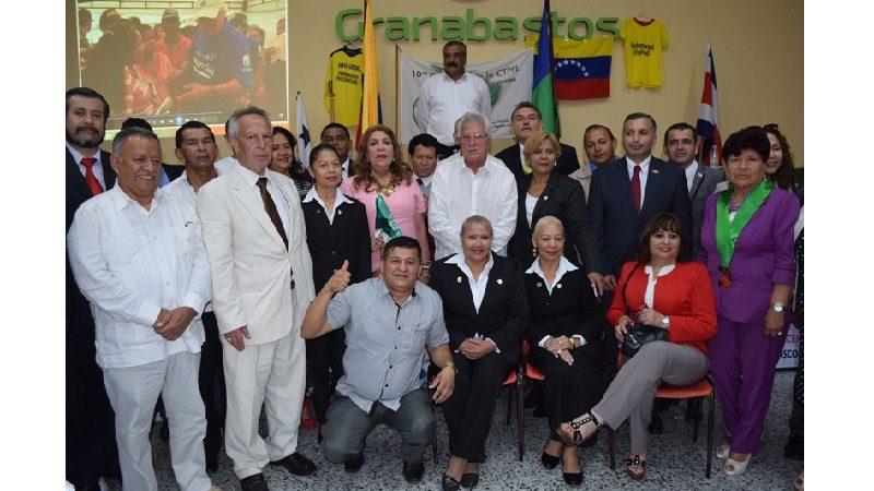 Soledad acoge congreso internacional de policías en retiro