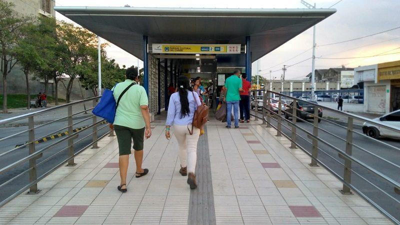 Transmetro implementó siete mejoras en estaciones para beneficio de sus usuarios