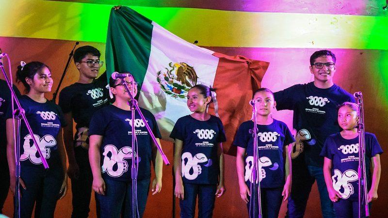 Un mar de voces se tomó los parques de Barranquilla