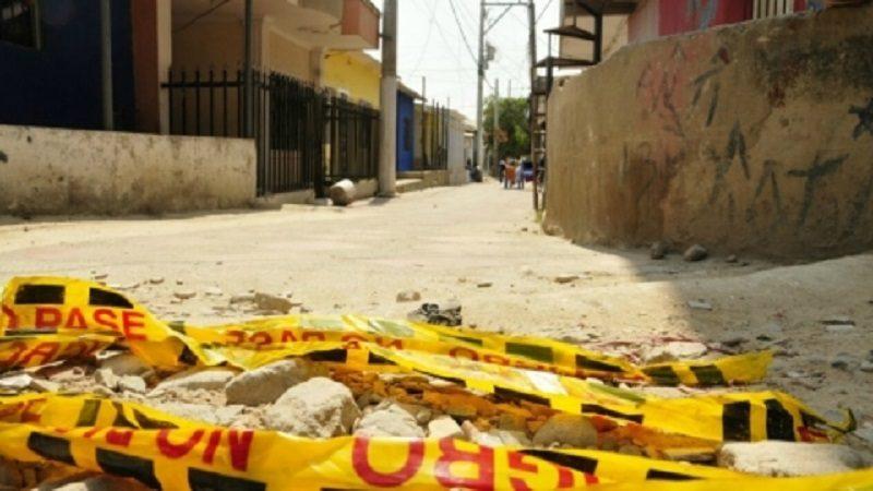 Un muerto y un herido deja ataque sicarial en Villa Katanga