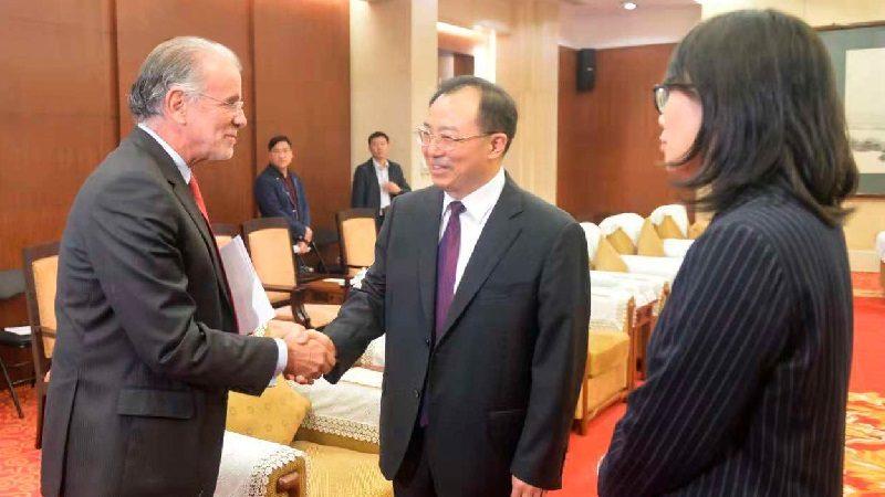 Verano concretó alianzas con China en cultura, comercio, educación y Distrito de Innovación