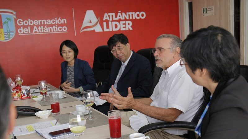Verano viaja a Jiangsu para replicar en Atlántico modelos de educación, cultura, comercio y tecnología
