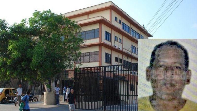 Volqueta pisó una piedra y mató a un electricista, en el norte de Barranquilla