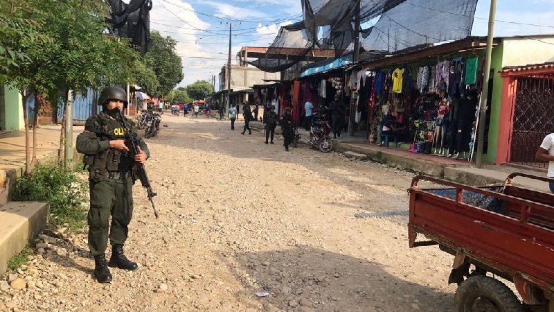 Accionar de la Fuerza Pública deja más de 55 mil capturas entre agosto y octubre