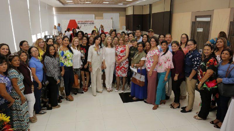 'Análisis Estadístico de las Violencias', tema del décimo diálogo de Mujer y Equidad de Género del Atlántico