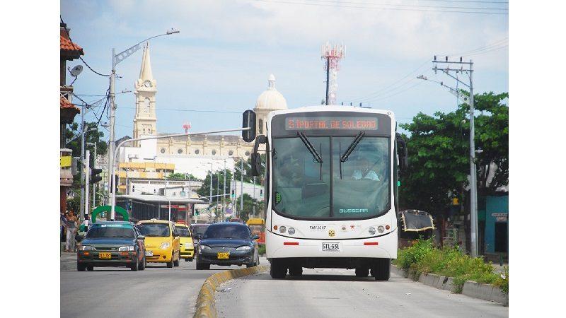 Así operará Transmetro hoy domingo 11 de noviembre por partido Junior-Jaguares, en el Romelio Martínez