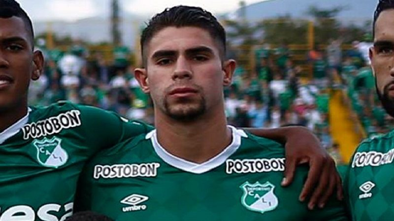 Atacan a bala carro donde iba futbolista Juan Sebastián Quintero