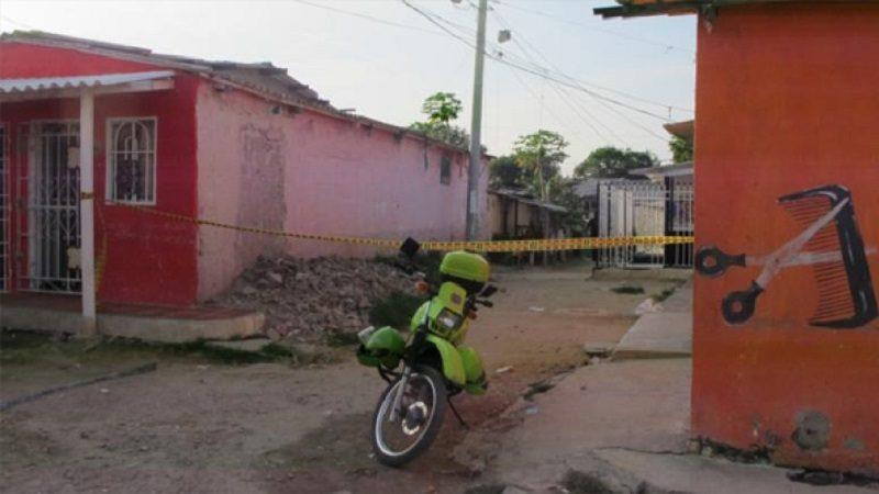 Ataque armado deja un muerto y un herido en el barrio La Chinita
