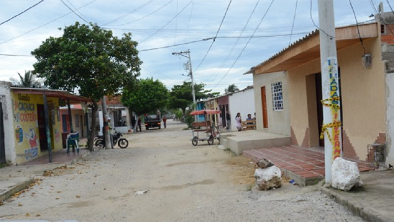 Ataque sicarial deja dos personas heridas en el barrio Las Flores