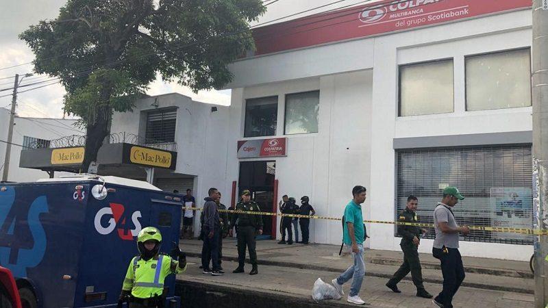 Balacera en la Ciudadela 20 de Julio deja tres heridos y dos capturados
