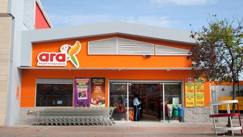 Banco Mundial le presta 93 millones de dólares a Ara para abrir más tiendas en Colombia ok