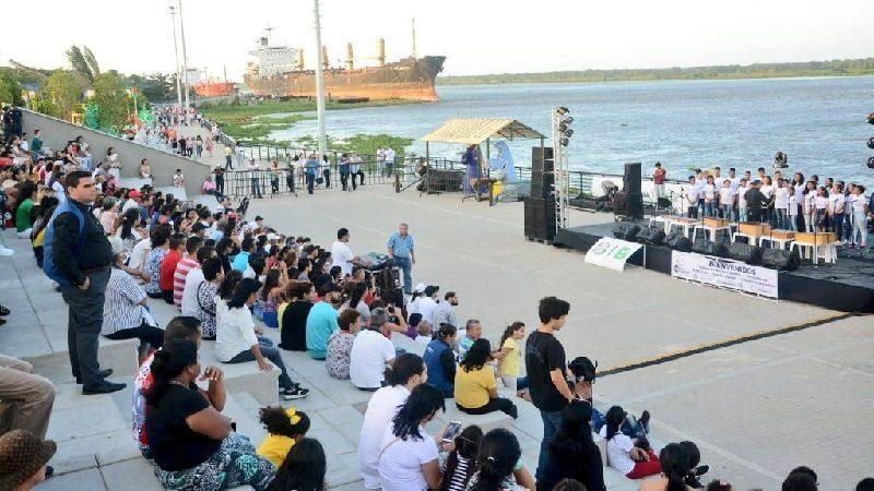 Barranquilla 'Celebra la Música' con 80 artistas en el Gran Malecón del Río