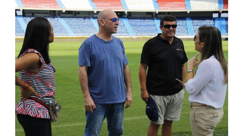 Barranquilla es promovida ante el mundo como destino deportivo