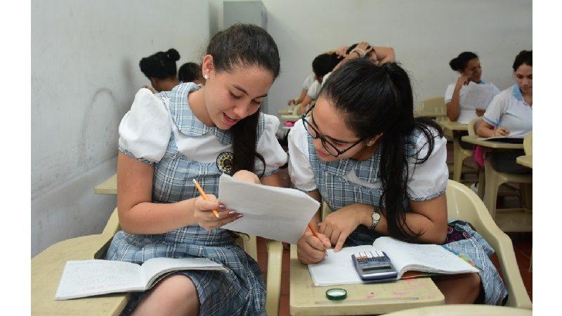 Barranquilla, segundo lugar en Colombia con más estudiantes Generación E ok
