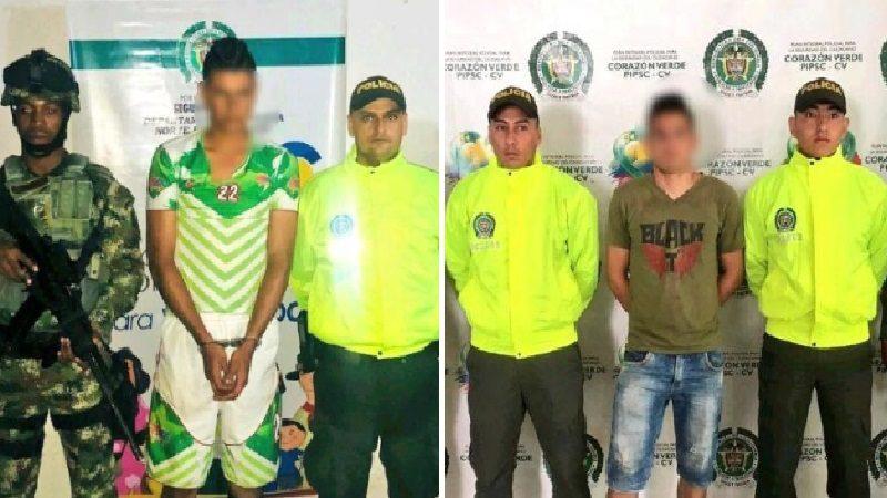 Capturados miembros de 'Los Pelusos', responsables de masacre en El Tarra