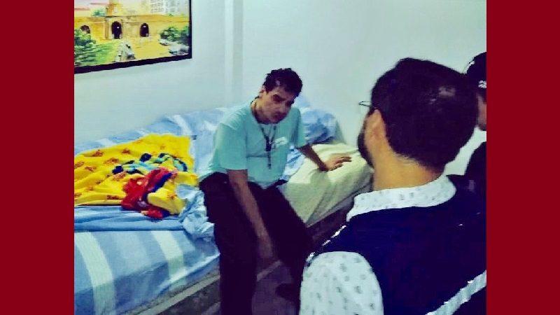 Capturan a Ramsés Vargas, exrector de Uniautónoma, en un hotel de Cartagena