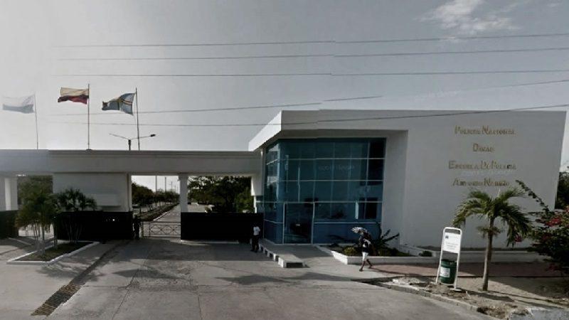 Capturan a auxiliar de Policía por robo en escuela Antonio Nariño del municipio de Soledad