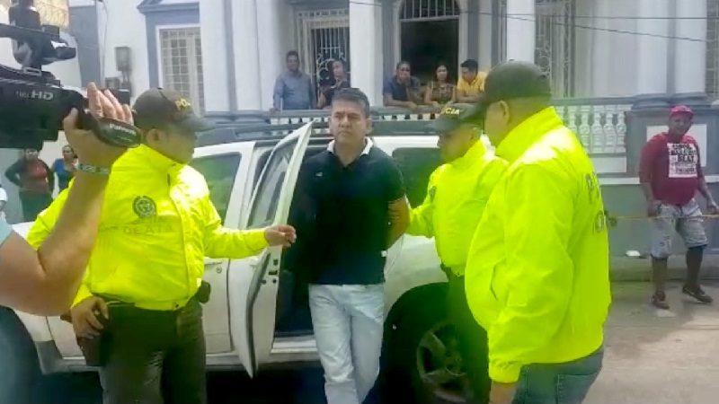 Capturan a hombre que habría cometido un 'taquillazo' al Banco Agrario de Candelaria, Atlántico