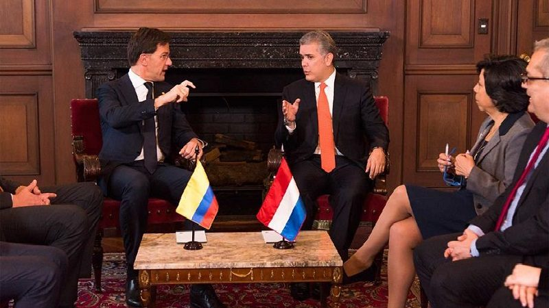Colombia y el Reino de los Países Bajos, unidos en salud rural, educación, manejo de agua y certificación electrónica
