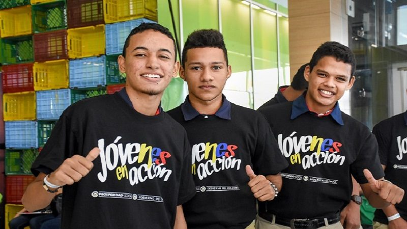 Comenzó prerregistro de 'Jóvenes en Acción' para estudiantes del SENA