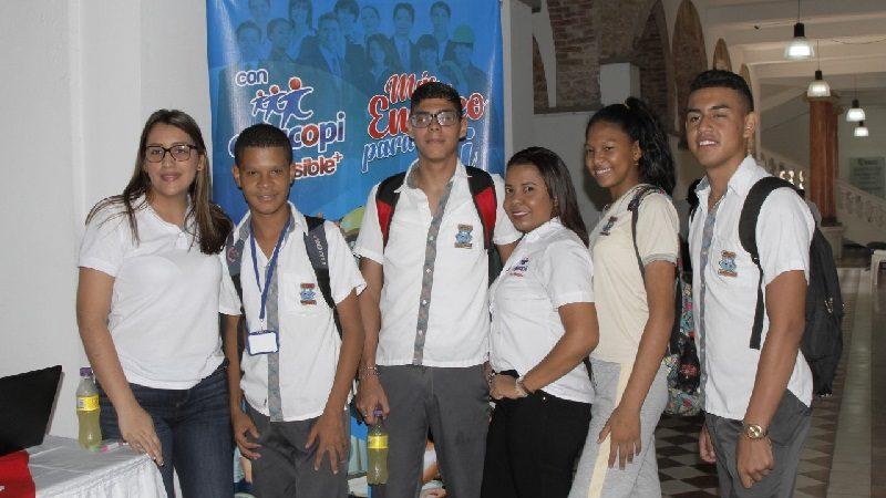 Con éxito se realizó Feria Educativa y Cultural para alumnos con discapacidad en Atlántico