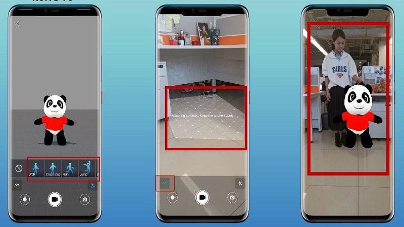 Conozca 3D Live Maker, la App para escanear y animar objetos con el Huawei Mate 20 Pro