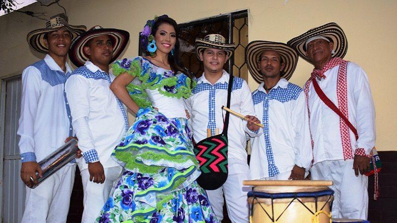 Cynthia Rincón Juvinao, designada como Reina del Carnaval de Galapa 2019
