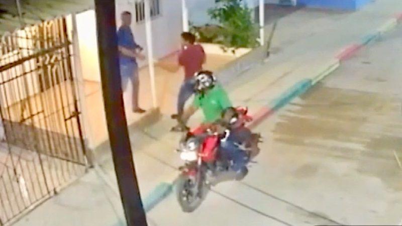 Delante de varios niños atracan a comerciante en el barrio Calamarí de Barranquilla