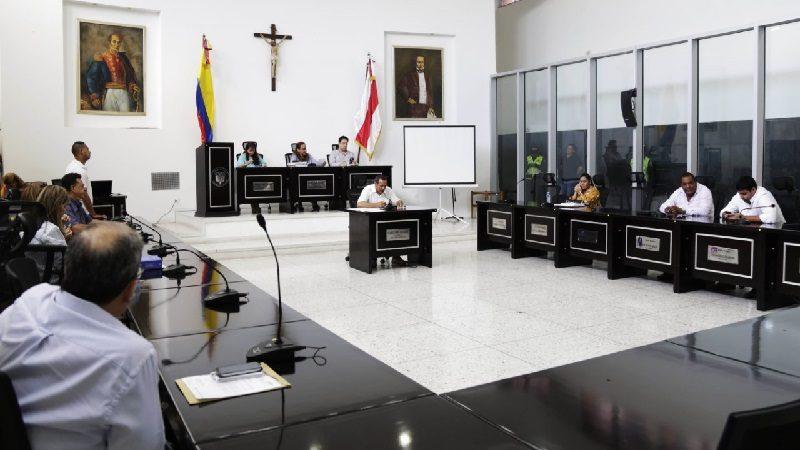 Diputados del Atlántico aprueban dos nuevos proyectos de ordenanza en segundo debate