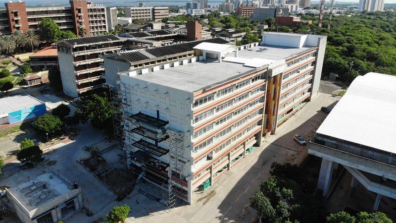 El centro científico más importante de la Región Caribe se construye en la Uniatlántico