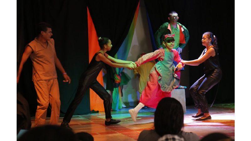 En Atlántico se promueven espacios para el teatro inclusivo