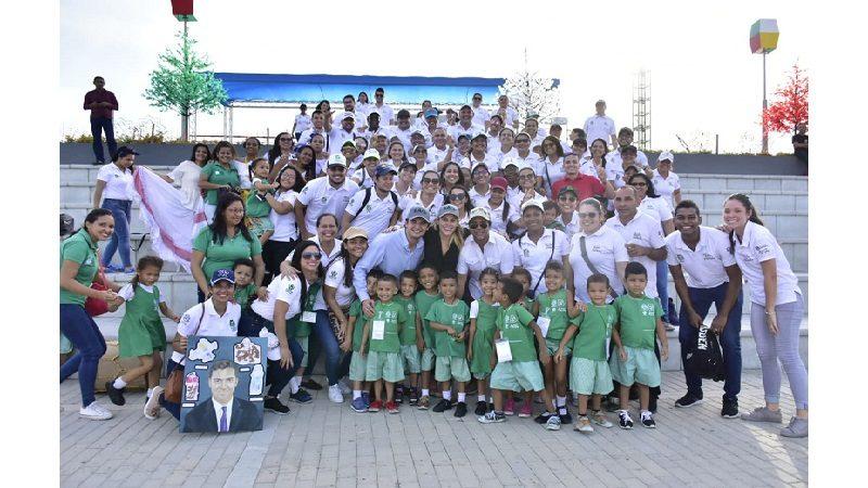 En Barranquilla están pasando cosas muy buenas con los niños