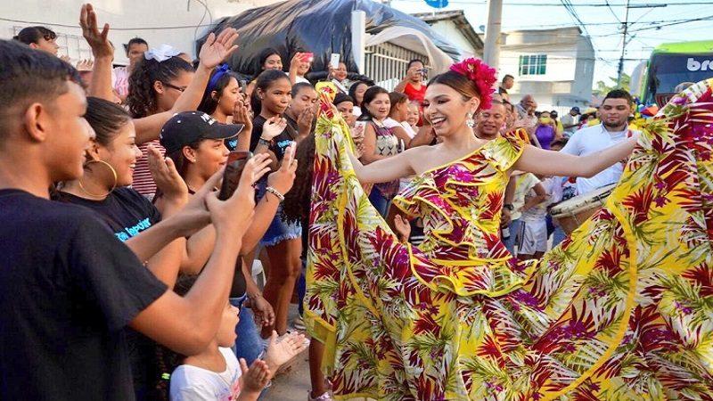 Este fin de semana sigue la 'Ruta de la Alegría' con la Reina del Carnaval