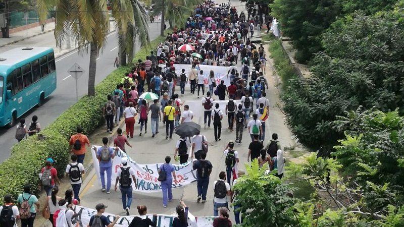 Este lunes 19 de noviembre, gobierno reanuda diálogo con estudiantes universitarios ok