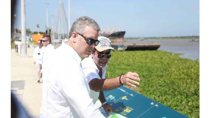 Este viernes 23 de noviembre, presidente Duque cumple apretada agenda en Barranquilla