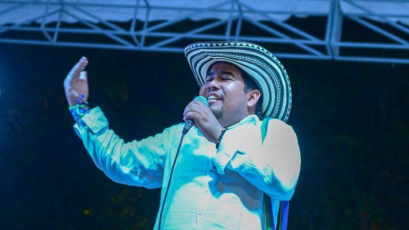 Exponente de la décima, Danny Zora, nuevo rey momo del carnaval de Soledad 2019