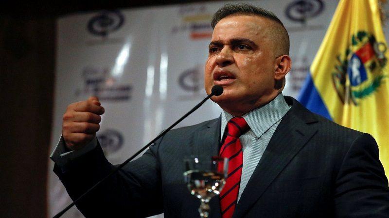 Fiscal de Venezuela admite que militares tienen vínculos con narcos