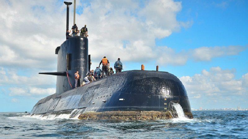 Hallan submarino argentino ARA San Juan desaparecido hace un año