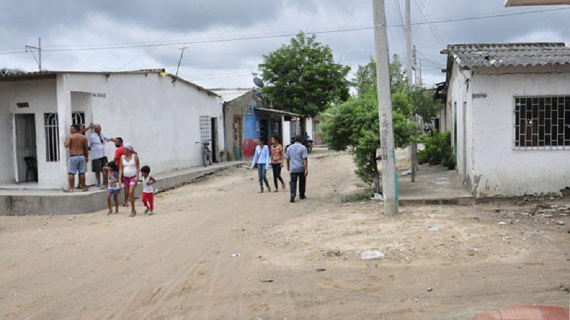 Hieren a bebé de un año y su padre en medio de balacera, en Villa Selene - Soledad