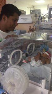 Hospital Niño Jesús celebró el Día Mundial del Prematuro, con su 'escuadrón médico especialista' 2