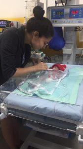 Hospital Niño Jesús celebró el Día Mundial del Prematuro, con su 'escuadrón médico especialista' 3