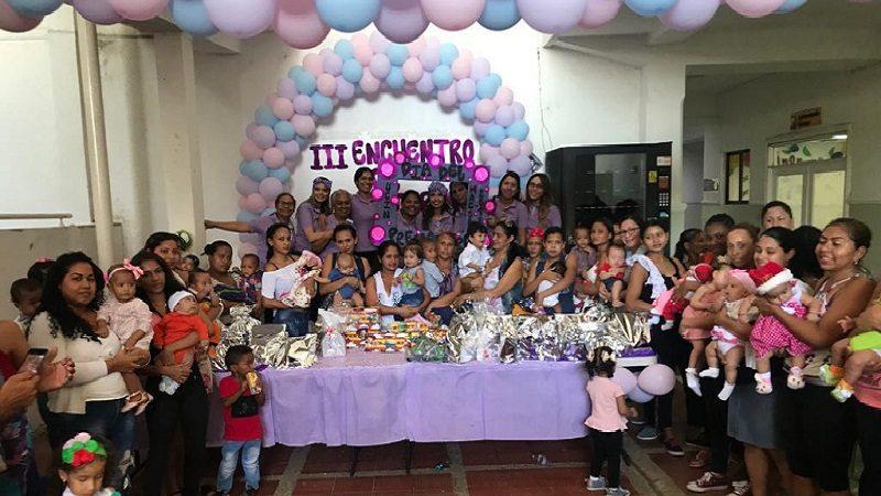 Hospital Niño Jesús celebró el Día Mundial del Prematuro, con su 'escuadrón médico especialista'