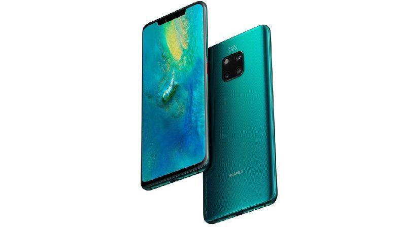 Huawei anuncia preventa del Mate 20 Pro en Colombia