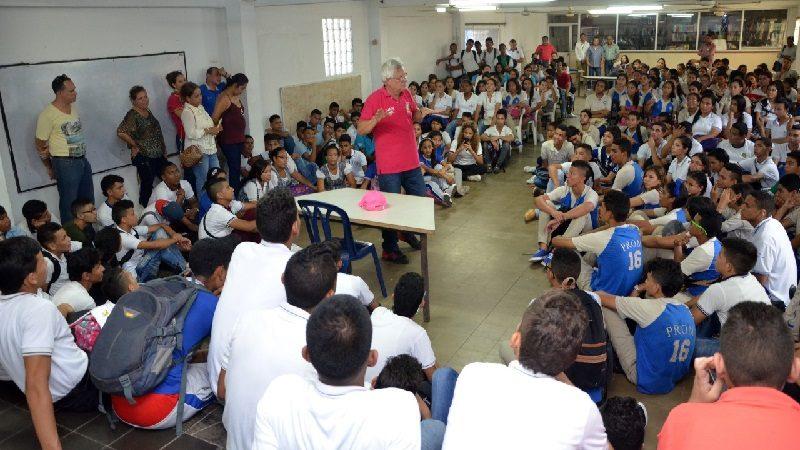 Instituciones Educativas de Soledad ascendieron por resultados en Pruebas Saber
