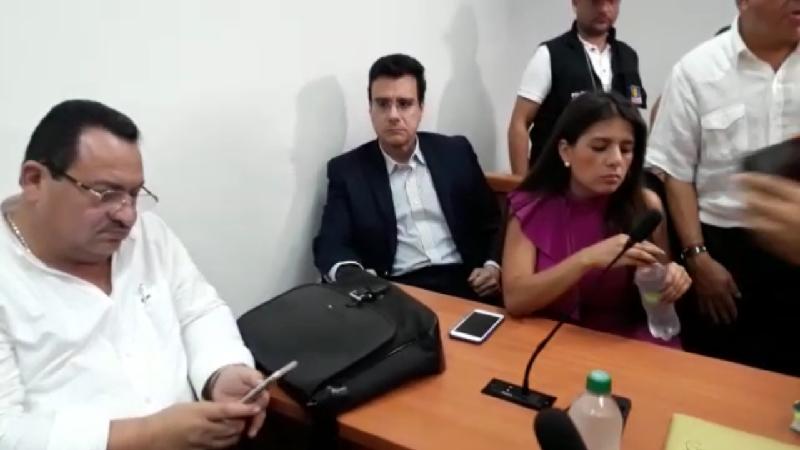 Juez Legalizó allanamiento y captura de Ramsés Vargas, exrector de la Uniautónoma