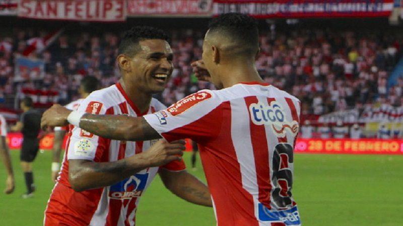 Junior empató 1-1 con Rionegro y pasó a la final de la Liga