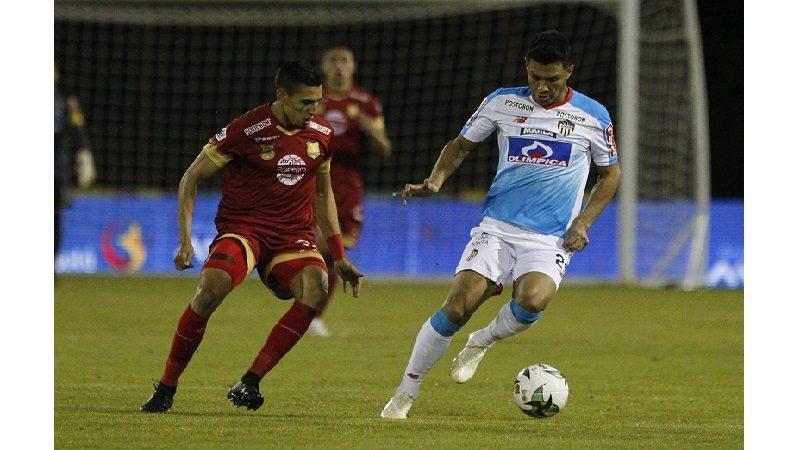 Rionegro vs Junior Crédito: CEET Fotógrafo: Guillermo Ossa