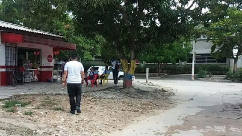 Ladrón le dispara a estudiante de 16 años, en medio de un atraco, en el barrio La Unión